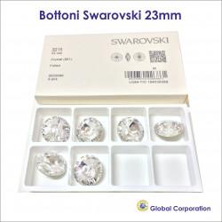 Bottoni Swarovski Ø 23